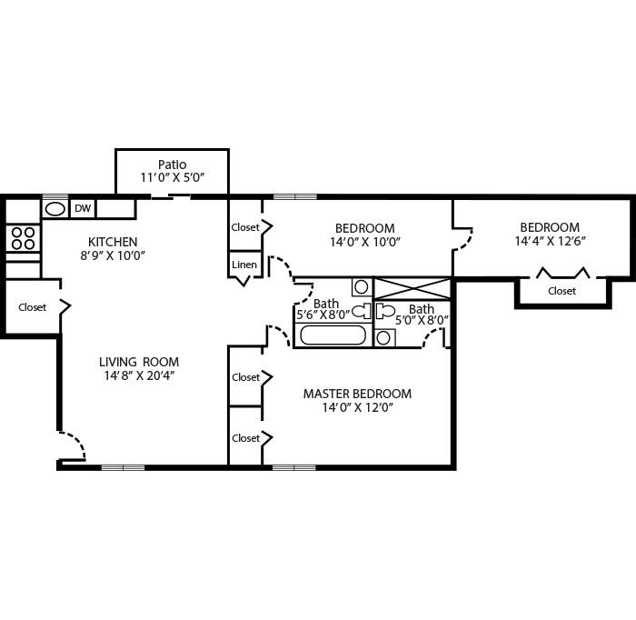 Valley Ridge Apartments